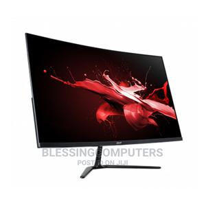 LG27UL500-W 27-Inch 4K Freesync IPS Gaming | Computer Monitors for sale in Lagos State, Ikeja