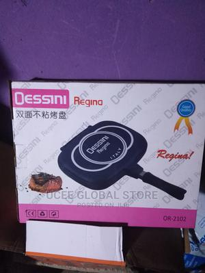 Dessini Double Side Grill Pan | Kitchen Appliances for sale in Lagos State, Ikeja