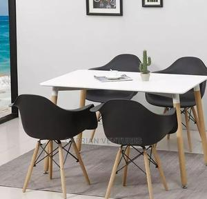 Super Quality Dining Table and Chairs Available | Furniture for sale in Lagos State, Lekki