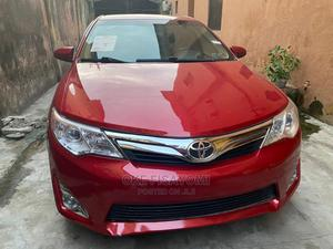 Toyota Camry 2014 Red   Cars for sale in Lagos State, Lekki
