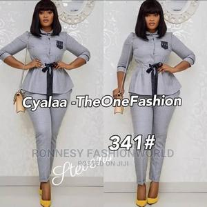 Elegant Classic Trendy Female Quality Trouser and Top | Clothing for sale in Lagos State, Ikeja