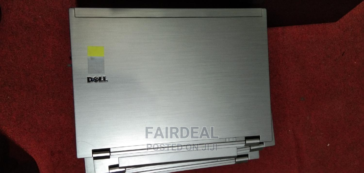 Laptop Dell Latitude E6410 4GB Intel Core I5 HDD 320GB | Laptops & Computers for sale in Ikeja, Lagos State, Nigeria
