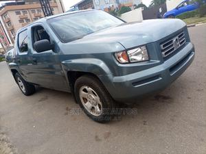Honda Ridgeline 2008 Blue | Cars for sale in Lagos State, Ikeja