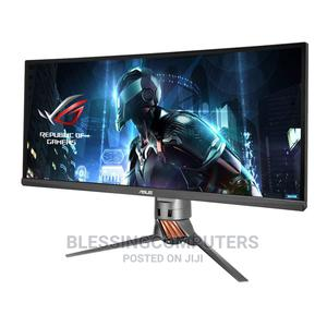 ASUS VP348QGL 34-Inch Gaming Monitor   Computer Monitors for sale in Lagos State, Ikeja