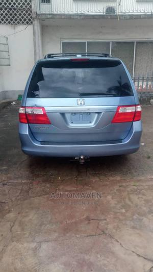 Honda Odyssey 2007 EX Blue | Cars for sale in Lagos State, Alimosho