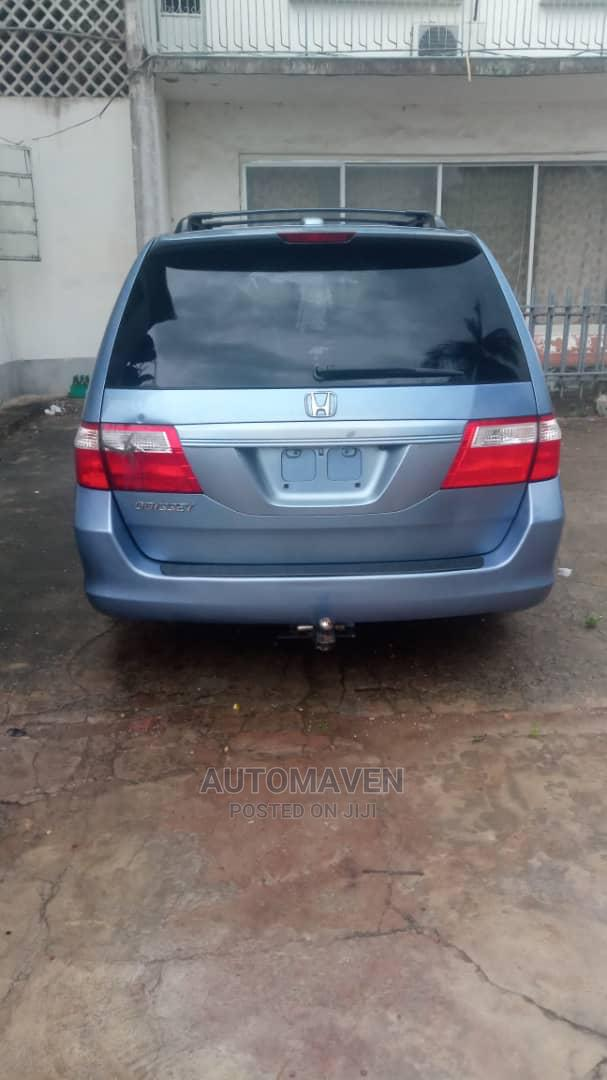 Honda Odyssey 2007 EX Blue