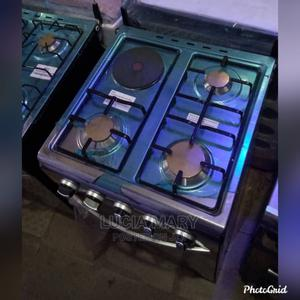 Skyrun Standing Gas 1+3 Burner With Oven 50by 50 | Kitchen Appliances for sale in Lagos State, Ojo