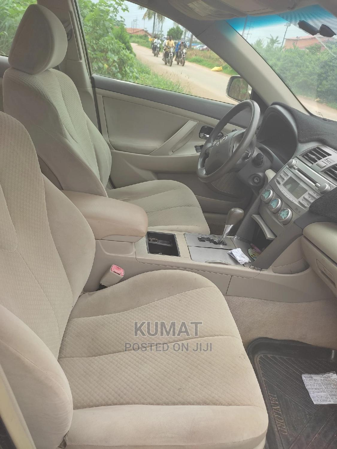 Toyota Camry 2007 Gold | Cars for sale in Alimosho, Lagos State, Nigeria
