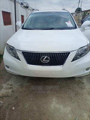 Lexus RX 2010 White | Cars for sale in Abuja (FCT) State, Garki 2