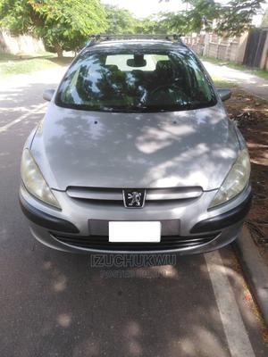 Peugeot 307 2004 Silver   Cars for sale in Abuja (FCT) State, Kubwa