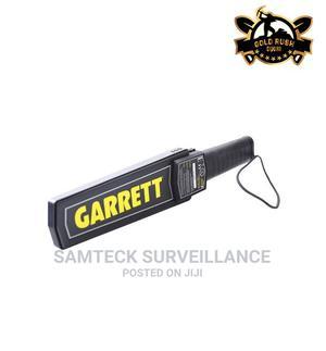 Garrett Hand Held Metal Detector Scanner   Safetywear & Equipment for sale in Lagos State, Ikeja