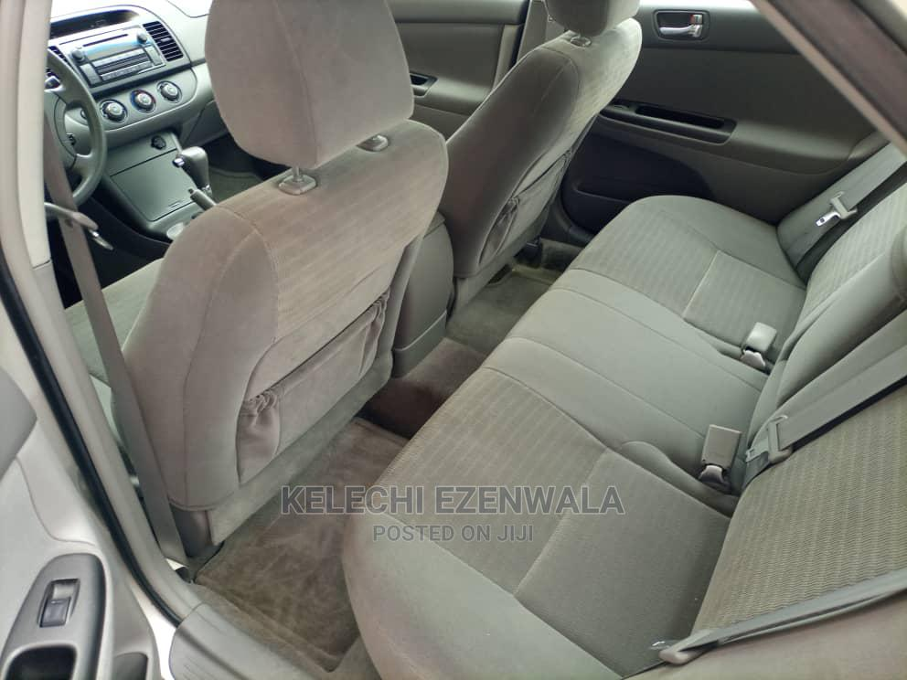 Toyota Camry 2005 Silver | Cars for sale in Lekki, Lagos State, Nigeria