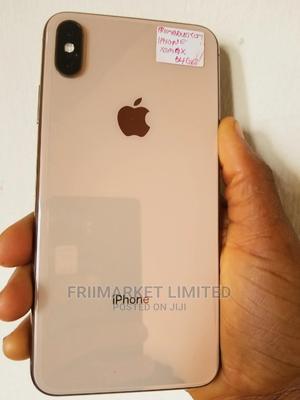 Apple iPhone XS Max 64 GB Gold   Mobile Phones for sale in Edo State, Okada