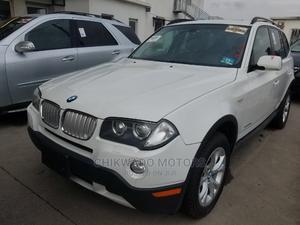 BMW X3 2009 xDrive 30i White | Cars for sale in Lagos State, Amuwo-Odofin