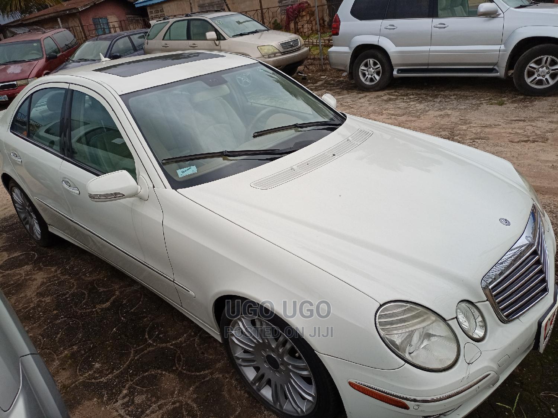 Archive: Mercedes-Benz E350 2008 White