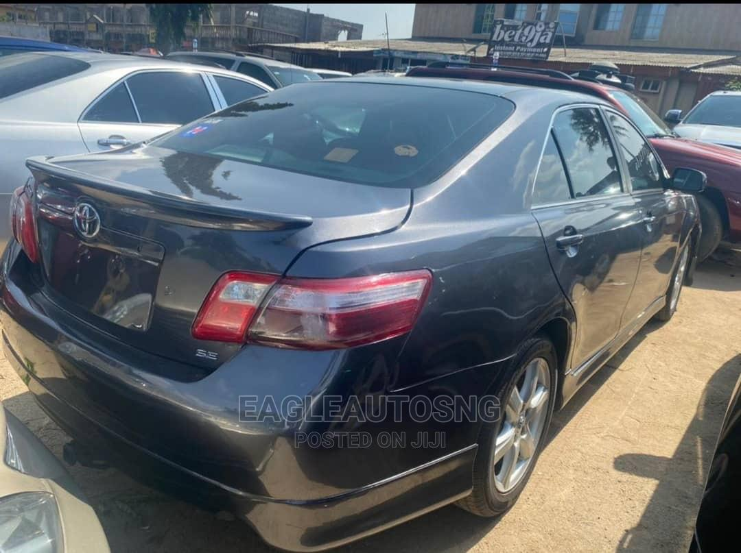 Toyota Camry 2009 Gray   Cars for sale in Alimosho, Lagos State, Nigeria