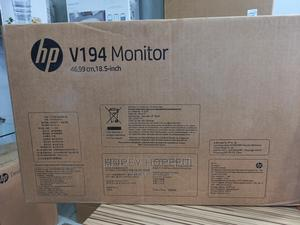 Hp 18.5 Inches Monitor   Computer Monitors for sale in Lagos State, Ikeja