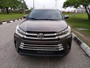 Toyota Highlander 2014 Brown | Cars for sale in Lagos State, Lekki