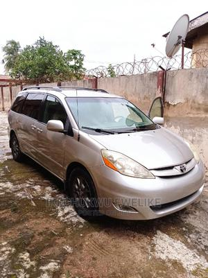 Toyota Sienna 2006 LE AWD Silver | Cars for sale in Lagos State, Alimosho