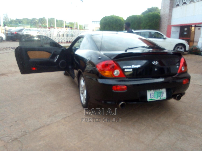 Archive: Hyundai Tiburon 2007 2.7 V6 GLS 6 Spd Black