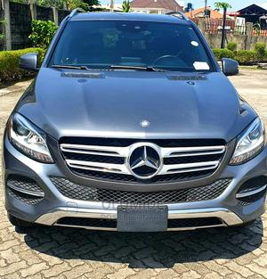 Mercedes-Benz GLE-Class 2017 Gray | Cars for sale in Lagos State, Ajah