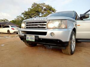 Land Rover Range Rover Sport 2007 Silver | Cars for sale in Abuja (FCT) State, Lokogoma