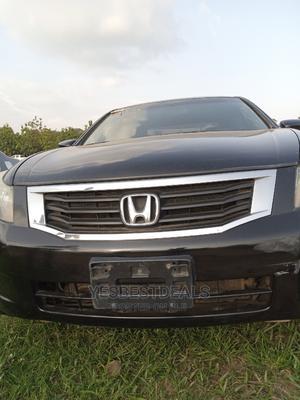 Honda Accord 2009 2.0 I-Vtec Automatic Black   Cars for sale in Abuja (FCT) State, Garki 1