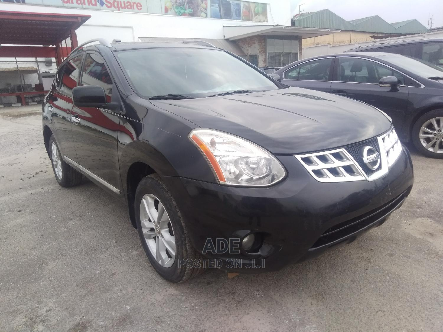 Nissan Rogue 2012 SV Black | Cars for sale in Ikeja, Lagos State, Nigeria