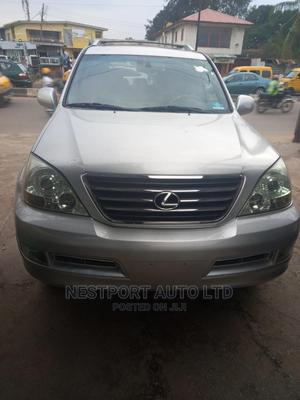 Lexus LX 2004 470 Sport Utility Silver | Cars for sale in Lagos State, Alimosho
