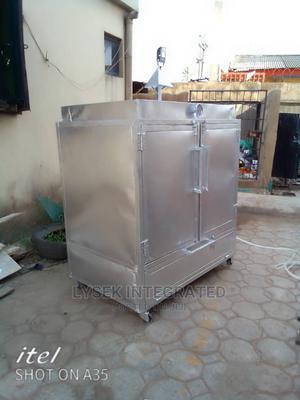 Fish Smoking Machine   Farm Machinery & Equipment for sale in Nasarawa State, Karu-Nasarawa