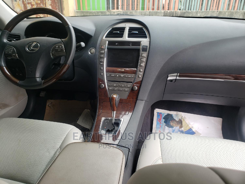 Lexus ES 2010 350 Gray | Cars for sale in Ilupeju, Lagos State, Nigeria