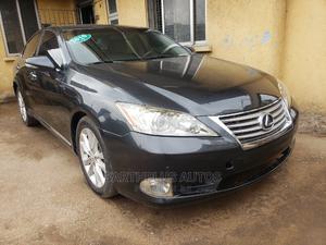 Lexus ES 2010 350 Gray | Cars for sale in Lagos State, Ilupeju