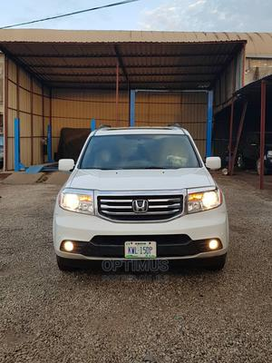Honda Pilot 2015 White | Cars for sale in Abuja (FCT) State, Garki 2