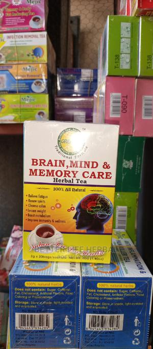 Brain, Mind Memory Care Herbal Tea   Vitamins & Supplements for sale in Lagos State, Amuwo-Odofin