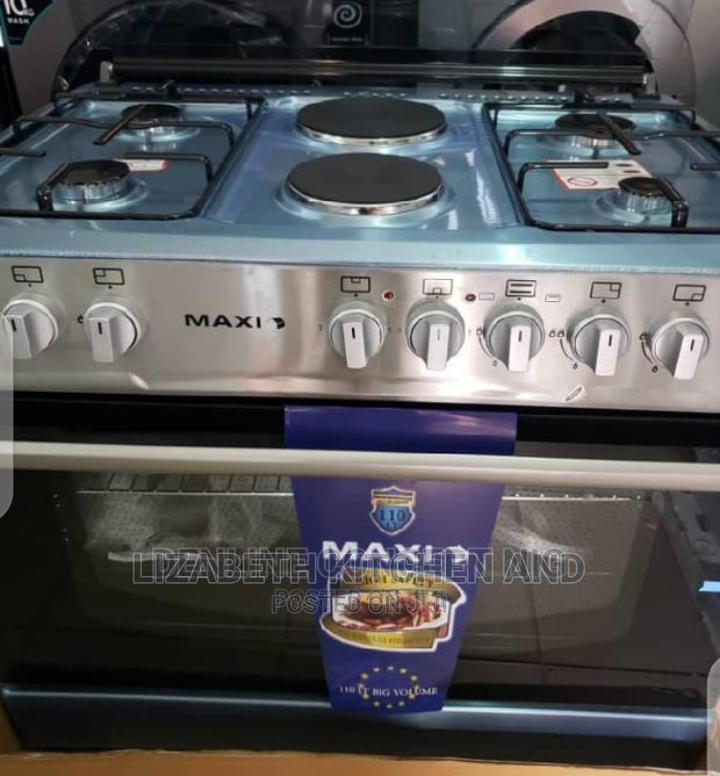 Archive: Maxi Gas Cooker.