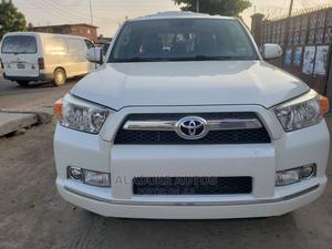 Toyota 4-Runner 2013 SR5 4X4 White | Cars for sale in Lagos State, Surulere