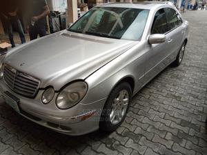 Mercedes-Benz E320 2005 Silver | Cars for sale in Rivers State, Port-Harcourt