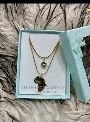 Double Pendant Necklaces   Jewelry for sale in Lagos State, Ojo