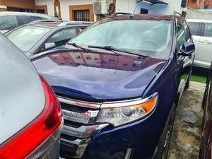 Ford Edge 2012 Blue | Cars for sale in Lagos State, Amuwo-Odofin