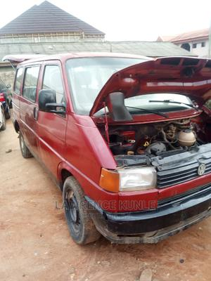 Nigerian Used Volkswagen T4 in Good Working Condition | Buses & Microbuses for sale in Lagos State, Alimosho
