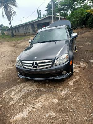 Mercedes-Benz C300 2008 Gray   Cars for sale in Lagos State, Surulere