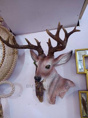 Deer Head Wall Decorative Figurine | Home Accessories for sale in Lagos State, Lagos Island (Eko)