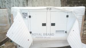 20 Kva Perkins Sound Proof Diesel Generator   Electrical Equipment for sale in Lagos State, Ojo