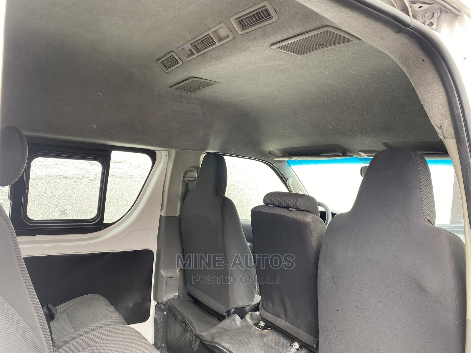 Toyota Hiace Bus   Buses & Microbuses for sale in Ikeja, Lagos State, Nigeria