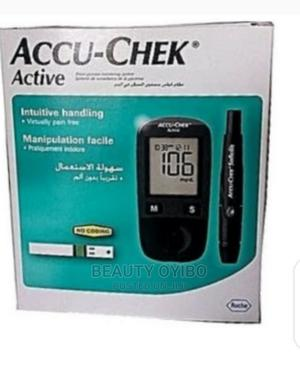 ACCU-CHEK Active Blood Glucose Monitoring System | Medical Supplies & Equipment for sale in Lagos State, Ajah