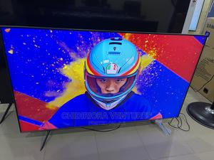Samsung 65-Inch Class Qled Q60T Series - 4K Uhd Dual LED TV | TV & DVD Equipment for sale in Lagos State, Ajah