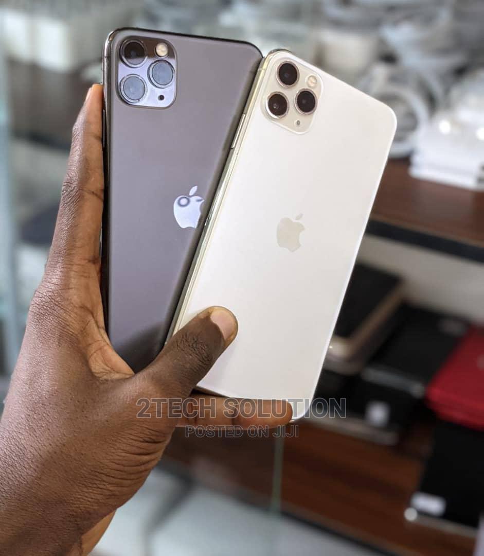 Archive: Apple iPhone 11 Pro Max 256 GB Gray