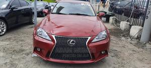 Lexus IS 2010 250 Red   Cars for sale in Lagos State, Ajah