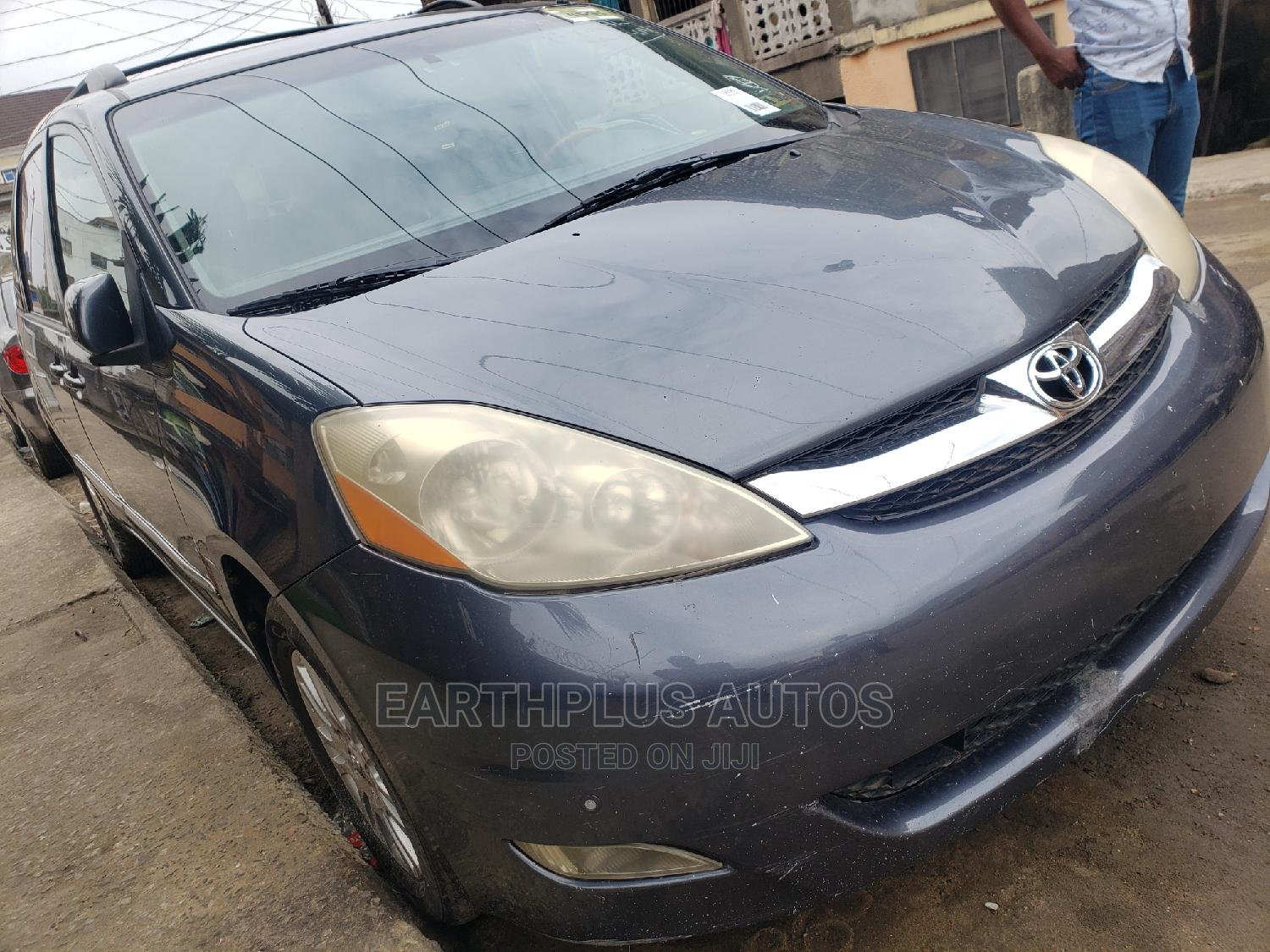 Toyota Sienna 2007 XLE Limited 4WD Gray