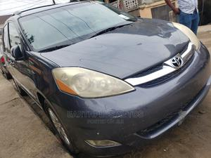 Toyota Sienna 2007 XLE Limited 4WD Gray | Cars for sale in Lagos State, Ilupeju